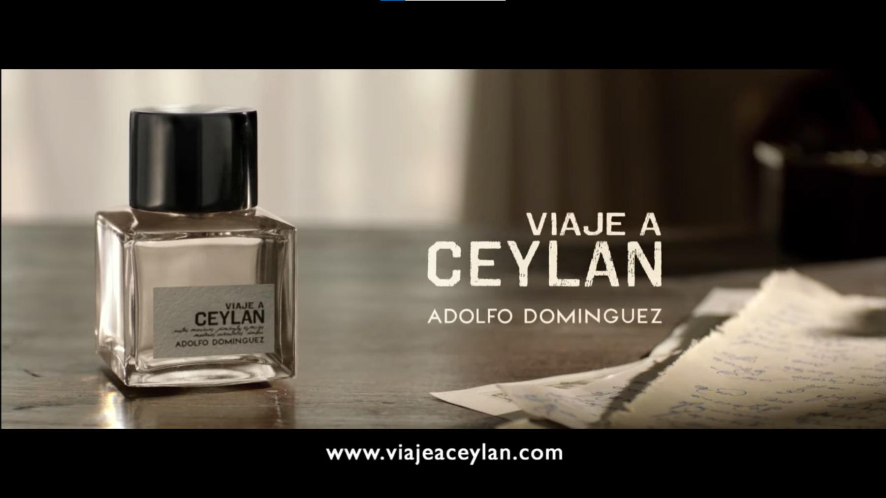 Viaje a Ceylán, un viaje de película al marketing